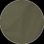 Military Green Gabardine Cotton